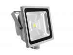 Outdoor Scheinwerfer Led  IP FL-50 COB 6400K 120° BW
