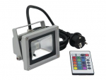 Outdoor Scheinwerfer Led  IP FL-10 COB RGB 120° FB