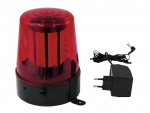 LED Polizei Drehlicht LED  rot Classic