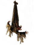 EUROPALMS Halloween Figur BAT, animiert 95cm