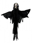 EUROPALMS Halloween Figur Engel, animiert 165cm